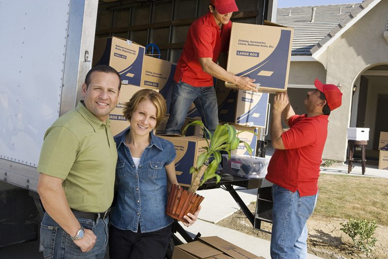 Baldwin Park Movers