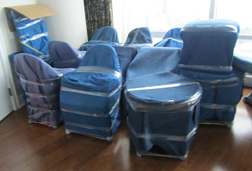 Movers NorthLake Park at Lake Nona